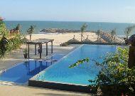 отель Poshanu Muine Resort: Бассейн