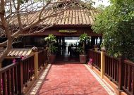 отель Poshanu Muine Resort: Вход в ресторан