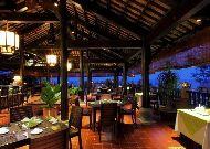 отель Poshanu Muine Resort: Ресторан