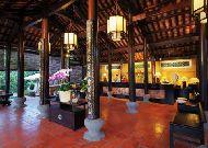 отель Poshanu Muine Resort: Холл