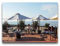 отель Poshanu Muine Resort: Кафе возле пляжа