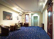 отель Premier Hotel: Холл на этаже