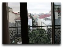 отель Premier Hotel: Балкон