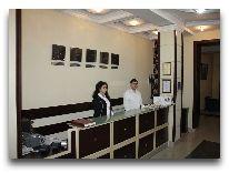 отель Premier Hotel: Ресепшен