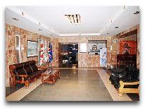 отель Premier Palace Bakuriani: Холл