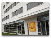отель Premiere Classe Wroclaw Centrum: Вход в отель