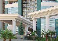 отель President Hotel: Территория отеля