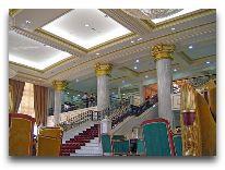 отель President Hotel: Холл