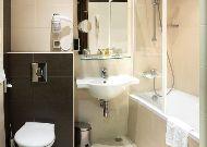 отель President: Ванная в стандартном номере