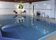 отель President: Крытый бассейн