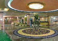 отель President: Холл отеля