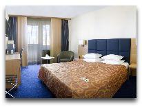отель President: Двухместный улучшенный номер