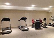 отель President Plaza: Зал для спорта