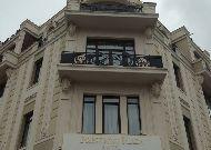 отель President Plaza: Фасад отеля