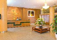 отель Prestige Hanoi: Reception