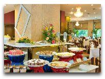 отель Prestige Hanoi: Ресторан