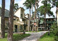 отель Prie PARKO: Здание отеля