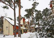 отель Prie PARKO: Зима