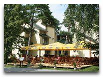 отель Prie PARKO: Летняя терраса