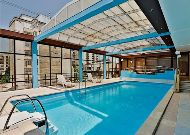 отель Primavera: Бассейн