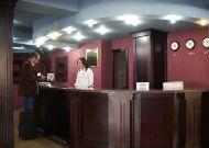 отель Primavera: Ресепшен