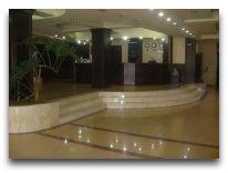 отель Primavera: Холл отеля