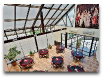 отель Primavera: Ресторан