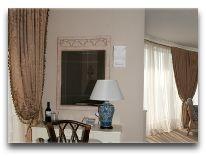 отель Приморский Парк: Номер студио