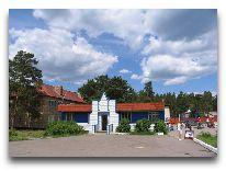 санаторий Приозерный: Территория отеля