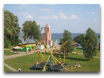 санаторий Приозерный: Детская площадка