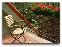 отель Promenada: Балкон