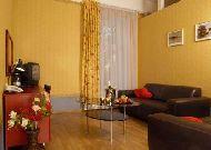 отель Baltic Hotel Promenaadi: Номер Suite
