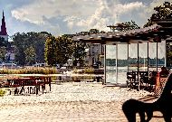 отель Baltic Hotel Promenaadi: Летняя терраса