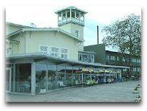 отель Baltic Hotel Promenaadi: Вид на ресторан