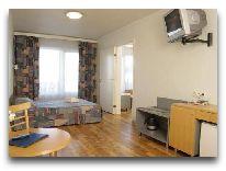 отель Baltic Hotel Promenaadi: Номер Family