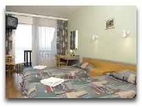 отель Baltic Hotel Promenaadi: Двухместный номер