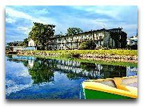 отель Baltic Hotel Promenaadi: Вид с моря