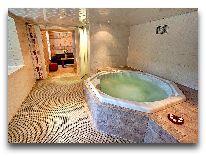 отель Baltic Hotel Promenaadi: Джакузи