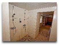 отель Baltic Hotel Promenaadi: Душевая в сауне