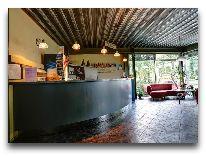 отель Baltic Hotel Promenaadi: Ресепшен
