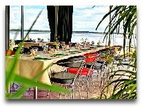отель Baltic Hotel Promenaadi: Ресторан