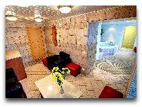 отель Baltic Hotel Promenaadi: Сауна