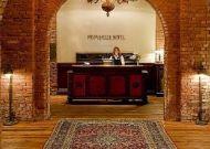 отель Promenade: Ресепшен