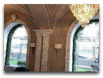 отель Promenade Hotel Baku: Холл отеля