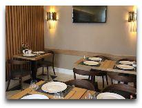 отель Promenade Hotel Baku: Ресторан отеля