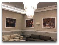 отель Promenade Hotel Baku: Коридор отеля