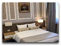 отель Promenade Hotel Baku: Номер Deluxe