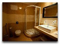 отель Проминада: Номер люкс - ванная
