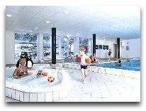 отель Propellen: Бассейн