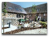 отель Propellen: Летняя терраса